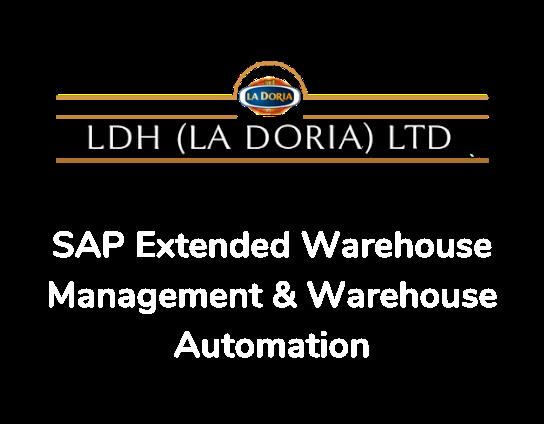 SAP EWM La Doria Ltd