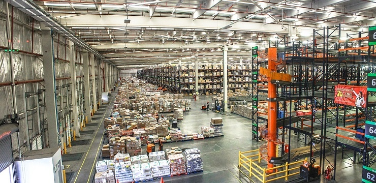 Data Visualisation Optimises Warehouse Operations with Virtual Warehouse Manager and Simulation for SAP Extended Warehouse - KNDL
