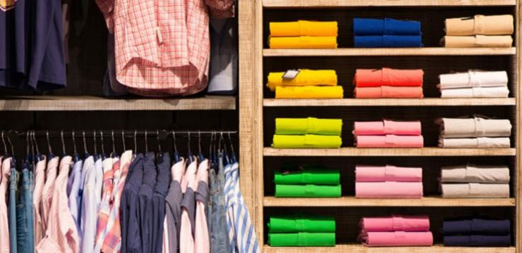 SAP Supply Chain IT strategy review and WMS evaluation for leading British clothing brand