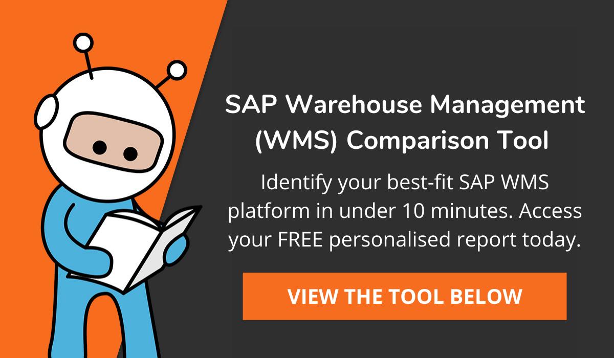SAP Warehouse Management (WMS) Comparison Tool (1)
