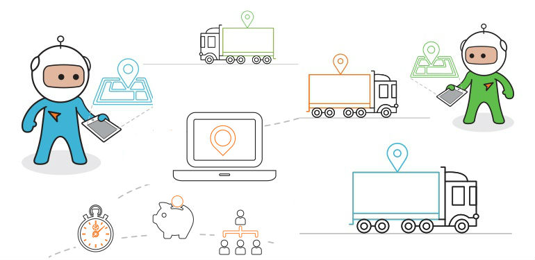 The Real-Time Route to Twenty-First Century Logistics